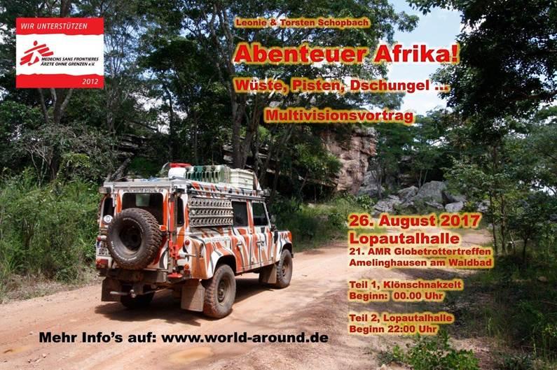 Bekanntschaften afrika